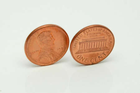 both sides: one cent from both sides