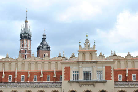 Sukiennice-Cloth Hall in Krakow photo