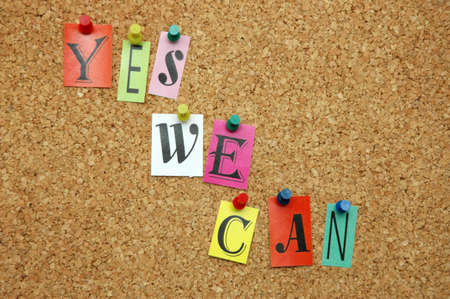 Yes We can pinned on noticeboard photo