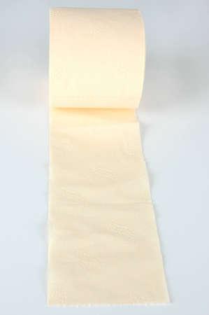 unwound: unwound toilet paper