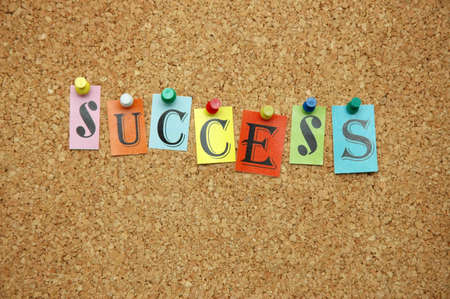 noticeboard: Success pinned on noticeboard
