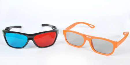 편광 및 입체 3D 안경
