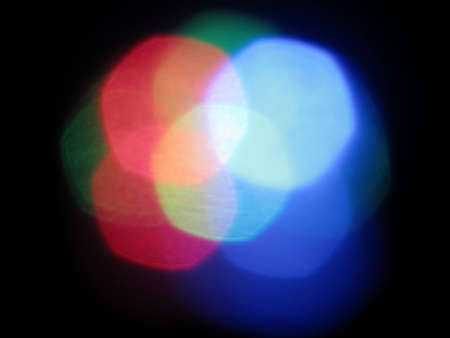 diodes: three colores of diodes makes a background