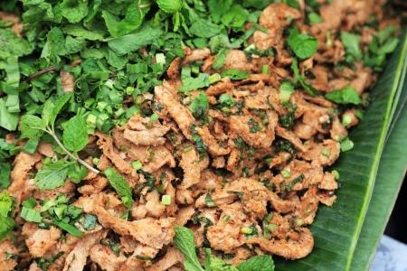 indigenous medicine: Spicy Minced Tofu for Vegetarian