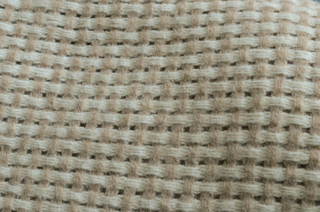 warm things: Wool blanket as texture and background photo