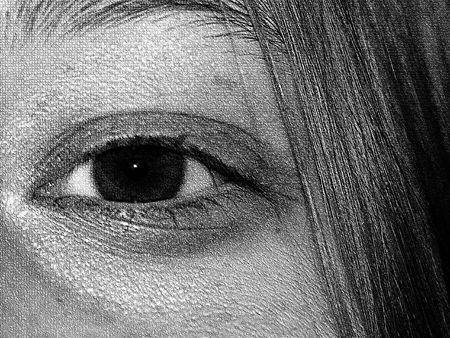 モザイクの目