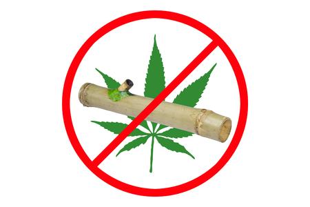 relaciones publicas: Las relaciones p�blicas para la campa�a No Droga con la marihuana. Fue confiscado por la polic�a y esta foto fue tirada en la estaci�n de polic�a.
