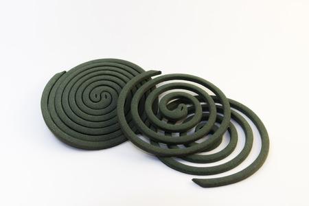 mozzie: mosquito whiten spiral coil still
