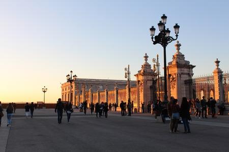 real: palacio real de madrid Editorial