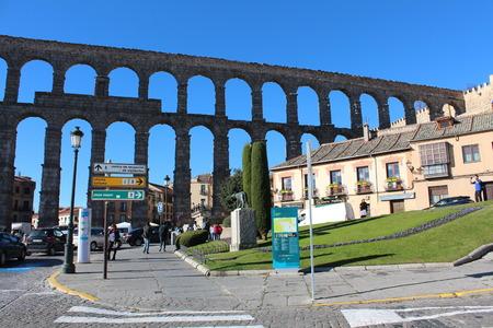 acueducto: Roman aqueduct