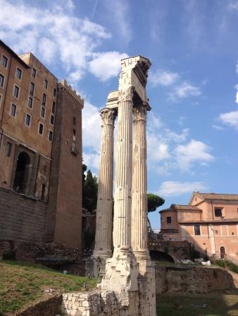 Palatino Forum Rome