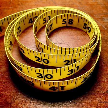 tape measure Reklamní fotografie