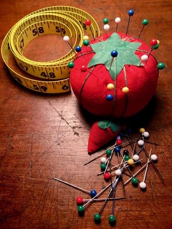 sewing tools Reklamní fotografie