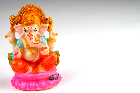 parvati: Ganesha: Lord of Success Stock Photo