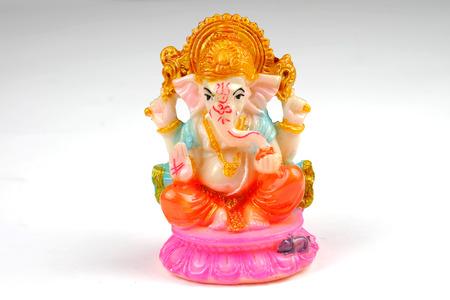 lord ganesha: Ganesha: Lord of Success Stock Photo