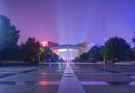 Shenzhen Civic Center Square