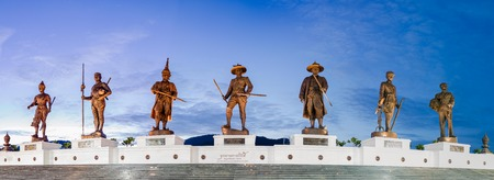 the majesty: King monument majesty the king of siam oriental Park Royal loyal