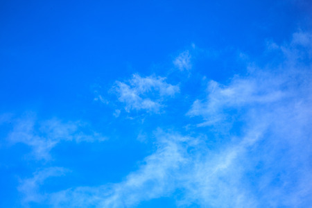 Day light with blue sky with cloud Standard-Bild