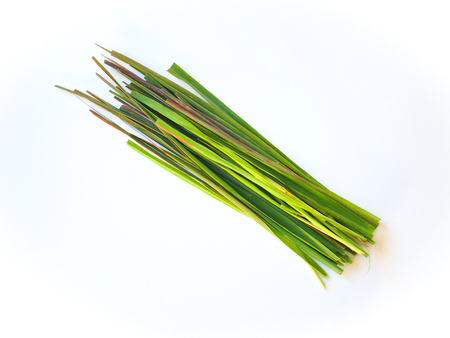 lemongrass tea: Lemon grass