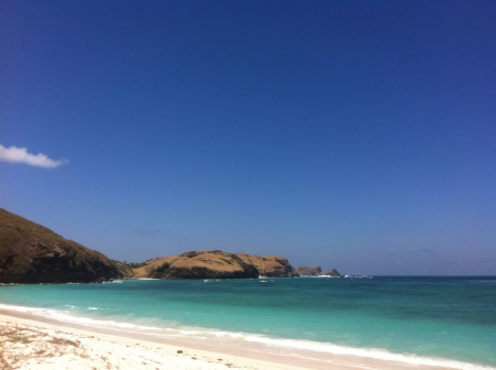 lombok: One of the surf spot in Lombok