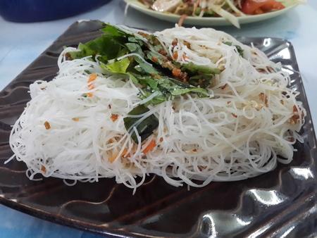 cellophane: Cellophane Noodle Stock Photo