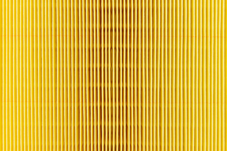 A macro shot of the surface of the rectangular, air filter for the car. Can be used as background.