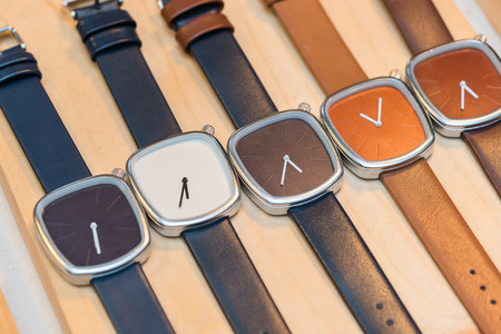 seconds: Many  fashion watches on the store
