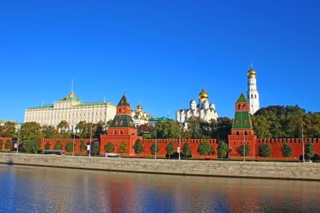 Moscow Kremlin Stock Photo - 16901004