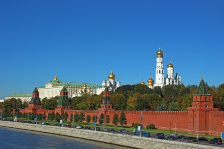 Moscow Kremlin Stock Photo - 17152069