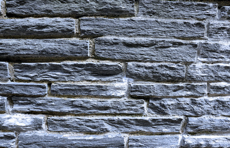 flagstone: Background of gray flagstone rocks with cement seams