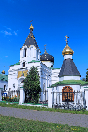 sepulchre: Church of the Holy Sepulchre Mary Magdalene in Minsk