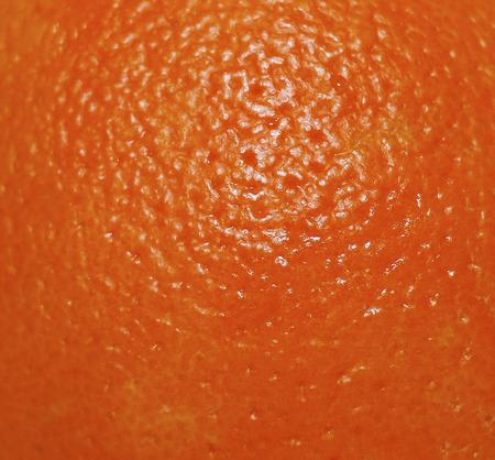 tuberous: Texture of fresh red orange peel zest
