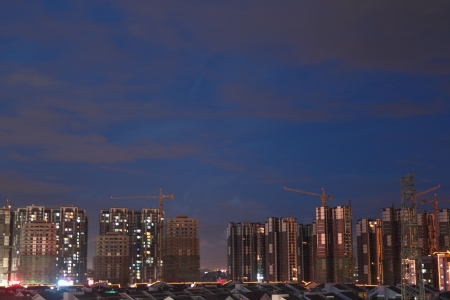 This is a photo of jimei which is a district of xiamen china