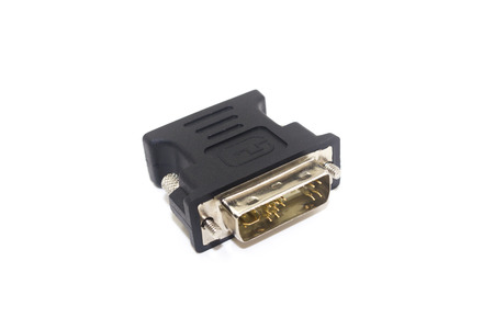 dvi: DVI Plug