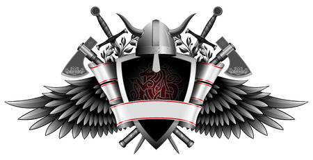 armaments: the coat of arms