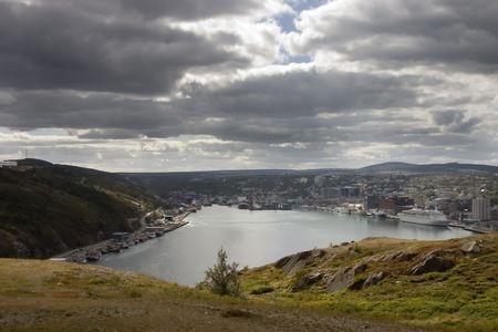 Port of Saint Johns Newfoundland