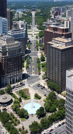 フィラデルフィア都市景観