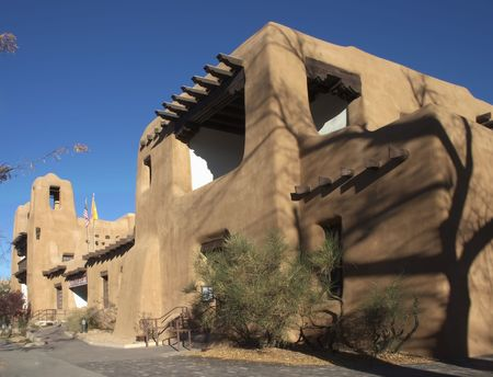 Museum of Art in Santa Fe New Mexico