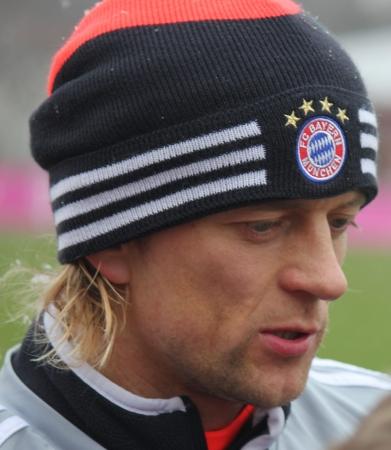 bayern: Anatolij Tymoschtschuk FC Bayern Muenchen Editorial