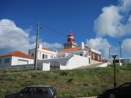 roca: Portugal.Beacon to cape Roca.