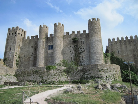 Fortress in Portugal.