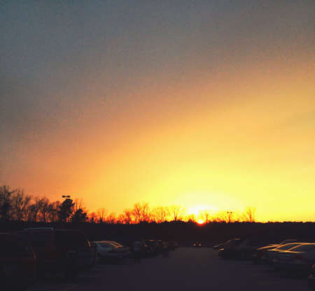 hope: sunset