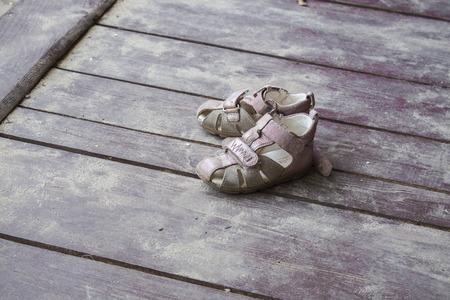 sandalias: Childrens sandals