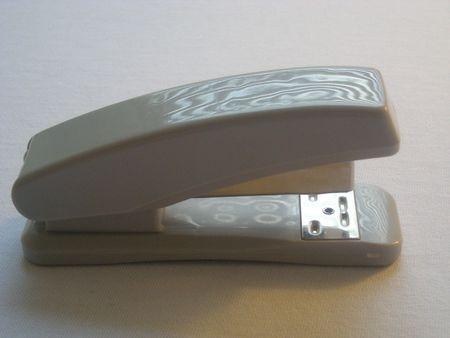 office stapler: Stapler Stock Photo