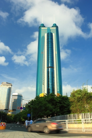 landmark of ShenZhen,china