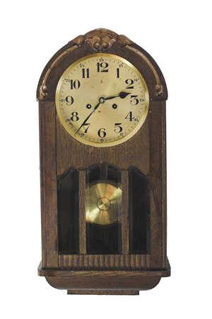 wood tick: Antique Clock II