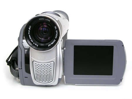 Digital Video Camera II Stock Photo - 299689