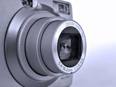 megapixel: Zoom Lens