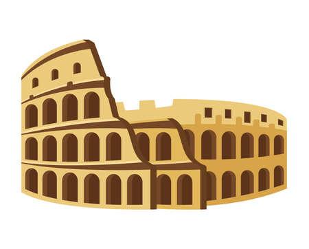 Colosseum. Travel, journey concept.
