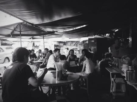 malaysia culture: Malaysia breakfast culture